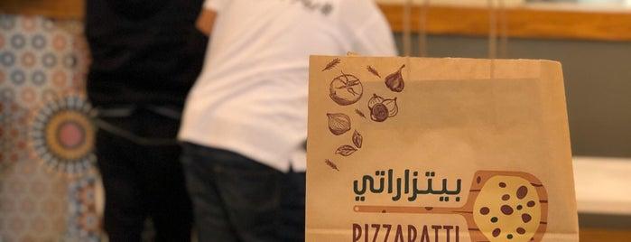 Pizzaratti is one of Locais salvos de Fatema.