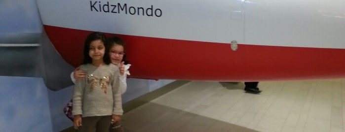 KidzMondo İstanbul is one of Lieux sauvegardés par Sencer Murat.