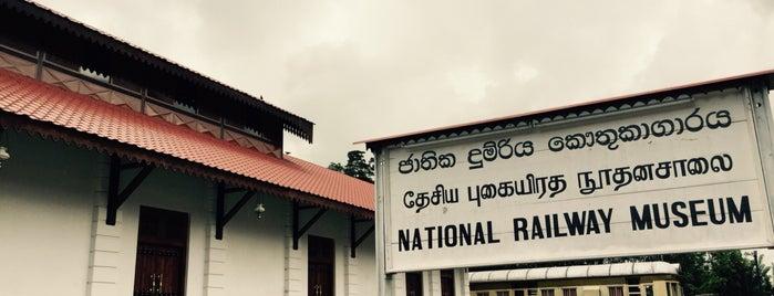 National Railway Museum is one of Orte, die Thisara gefallen.