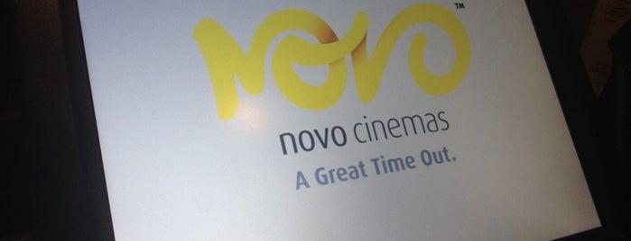 Novo Cinemas نوفو سينما is one of Orte, die Thisara gefallen.