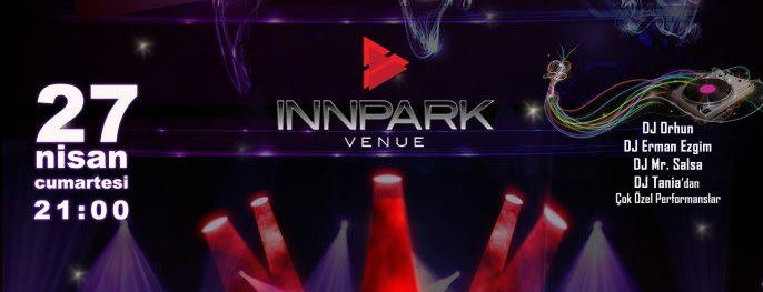 innpark venue is one of Lieux sauvegardés par My Dream Dance.