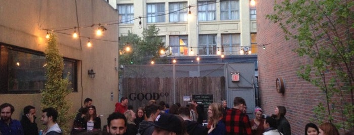 Good Company is one of 200+ Bars to Visit in New York City.