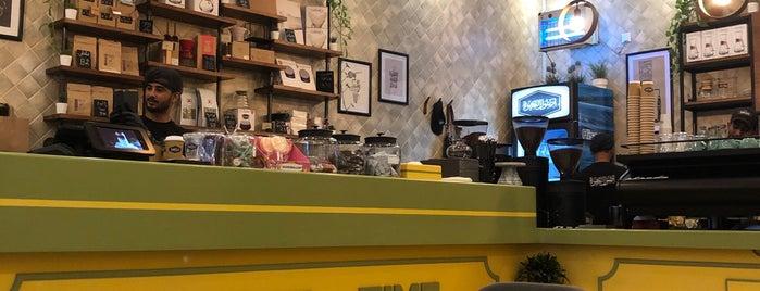 اصول القهوة is one of Yanbu.