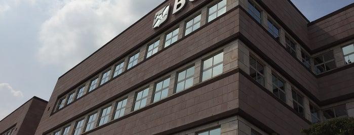 Banco Centroamericano de Integración Económica (BCIE) is one of Lugares favoritos de Alberto.