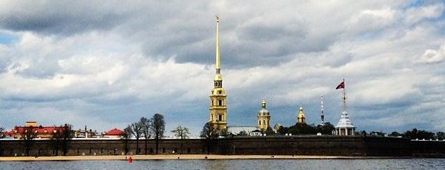 Интересные места. Санкт-Петербург.