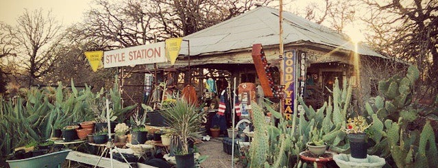 Style Station is one of Texas Favorites.