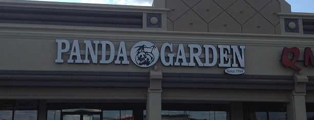 Panda Garden is one of Andrew's Liked Places.