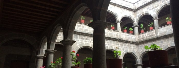 Museo Virreinal de Zinacantepec is one of Jesús Ernestoさんのお気に入りスポット.