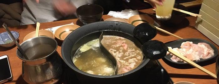 しゃぶしゃぶ温野菜 松本伊勢町店 is one of Japan.