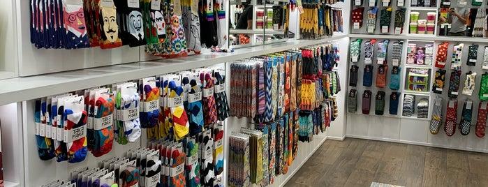 Socks Market is one of Madrid, SP.
