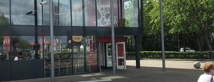 KFC is one of Locais salvos de N..