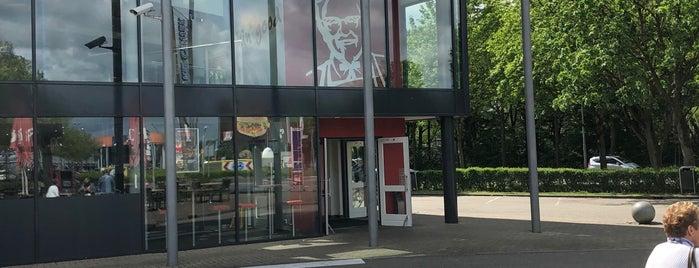 KFC is one of Posti salvati di N..