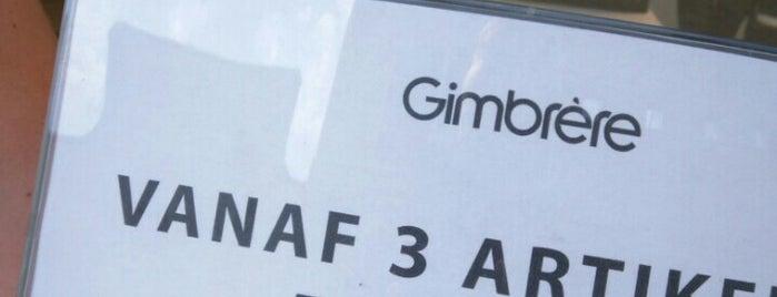 Gimbrère is one of Orte, die Kevin gefallen.