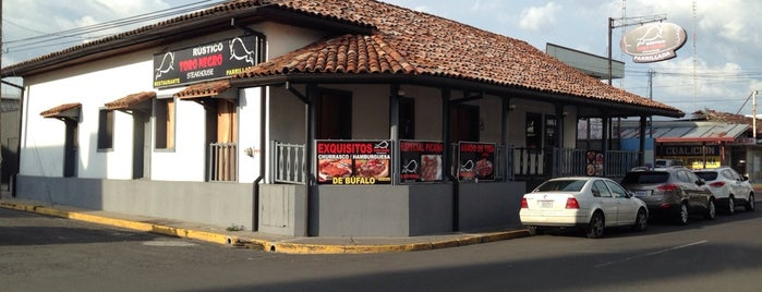 Toro Negro Steak House is one of Lugares guardados de Eyleen.