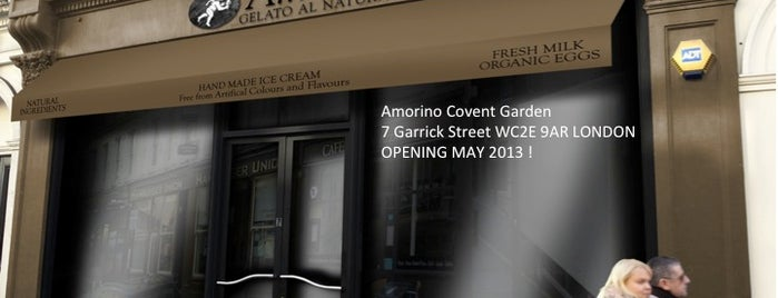 Amorino is one of Must go when you are in London.