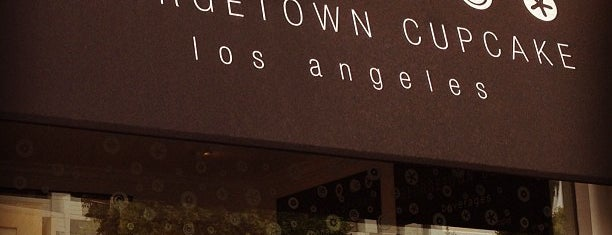 Georgetown Cupcake is one of LA.