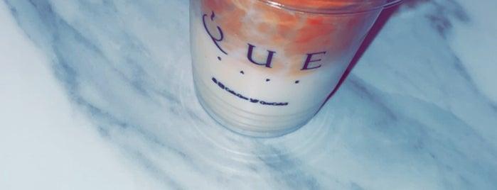 QUE Cafe is one of Queen: сохраненные места.