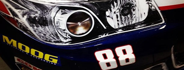 Hendrick Motorsports Museum & Team Store is one of My NASCAR.