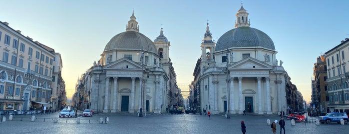 Basilica di Santa Maria in Montesanto is one of Europe 5.