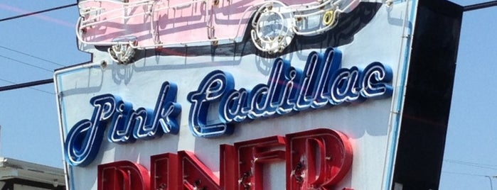 Pink Cadillac Diner is one of Foodie NJ Shore 1.