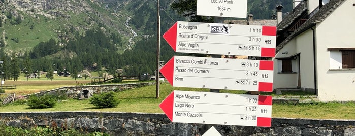 Alpe Devero is one of Milano To-do's.