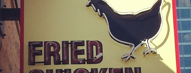 Gus's World Famous Fried Chicken is one of Austin.