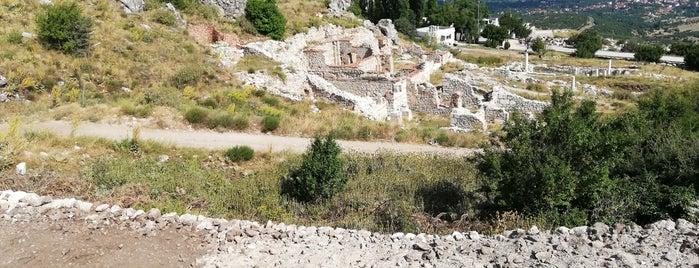 Sagalassos Antoninler Çeşmesi is one of Fatih 님이 좋아한 장소.