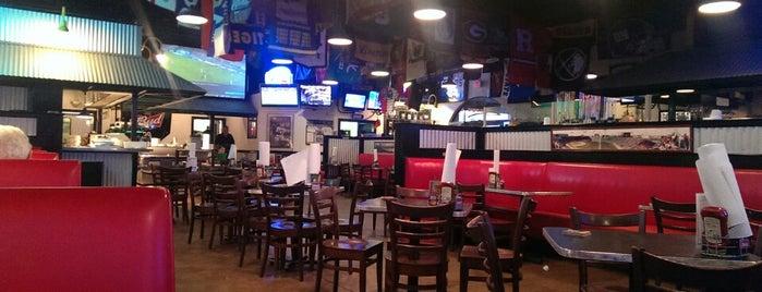 Bogey's Restaurant & Sports Pub is one of Southwest Florida Food & Drink.