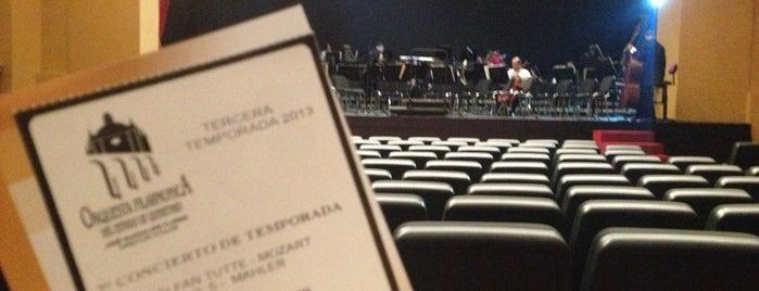 Teatro de la Ciudad is one of Lieux sauvegardés par Emiliano.