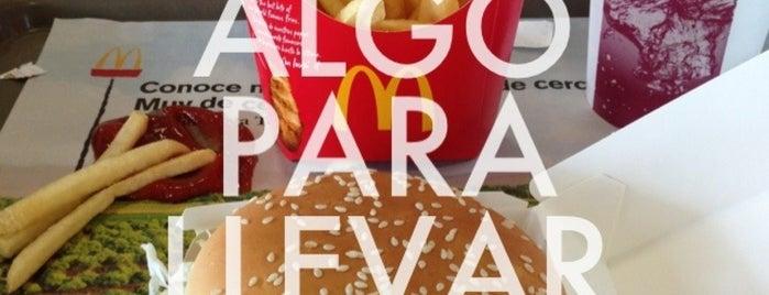 McDonald's is one of Orte, die Elda gefallen.