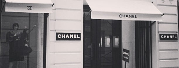 CHANEL is one of PARIS I Shopping spots I Our Favorites.