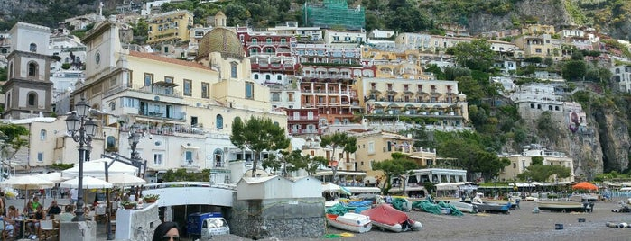 Covo Dei Saraceni is one of Sicily and Positano.