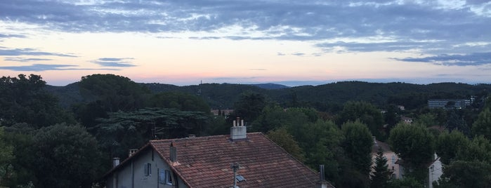 Hotel Le Mozart Aix-en-Provence is one of Roman : понравившиеся места.