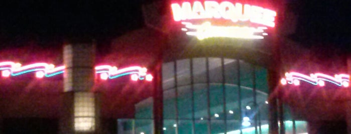 Marquee Cinemas Orchard 14 is one of Orte, die tara gefallen.
