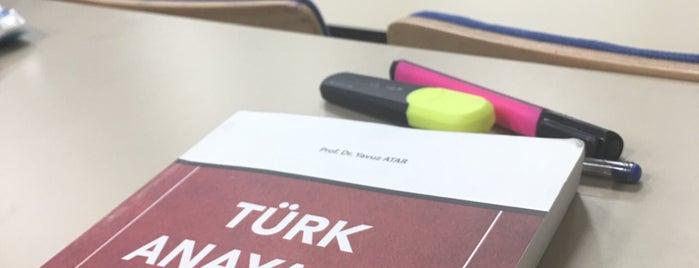 Ankara Yıldırım Beyazıt Üniversitesi Etlik Batı Yerleşkesi Okuma Salonu is one of MTL : понравившиеся места.