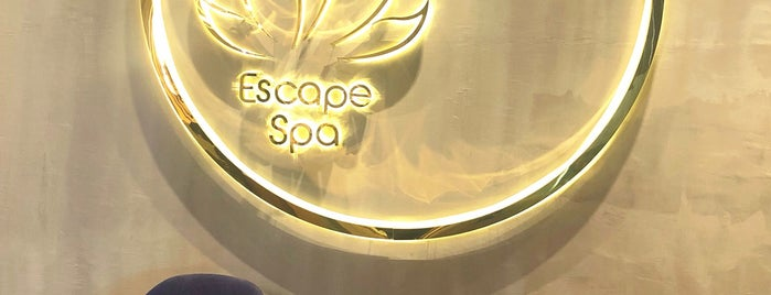 Escape Spa is one of SPA.