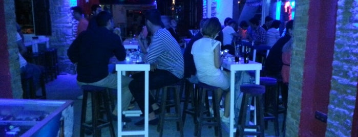 Eski Bar is one of Bodrum Night Life.