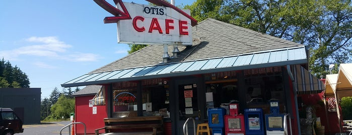 Otis Cafe is one of Road Trip: San Francisco to Portland.