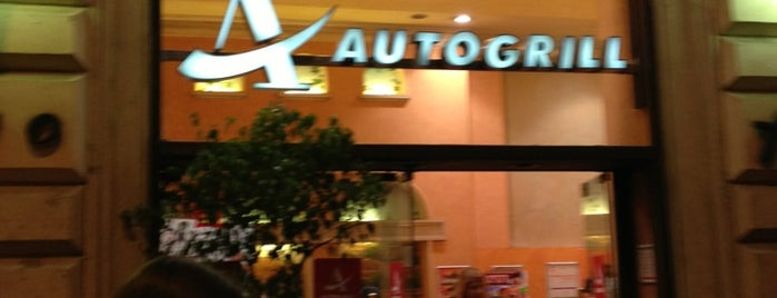 Autogrill is one of Gabriele d'Annunzio -  #ilVate4sq.
