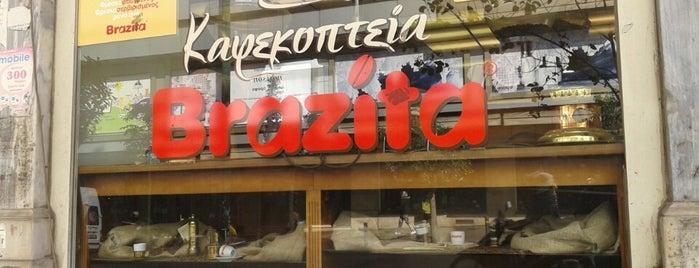 Brazita is one of สถานที่ที่ Spiridoula ถูกใจ.
