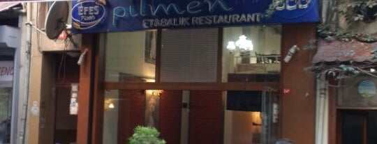 Pilmen is one of Lugares favoritos de Levent.