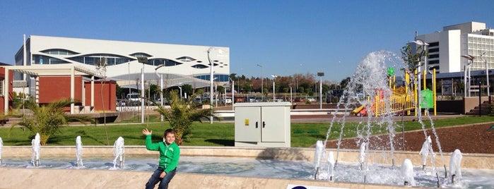 Akdeniz Kent Parkı is one of Posti che sono piaciuti a Tanyeli.