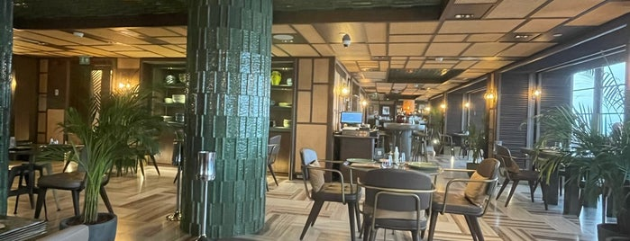 OCTO Restaurant is one of İstanbul.