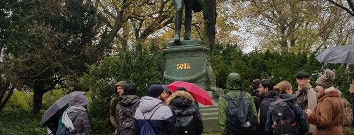 Ferdinand Von Schill Denkmal is one of Stralsund🇩🇪.