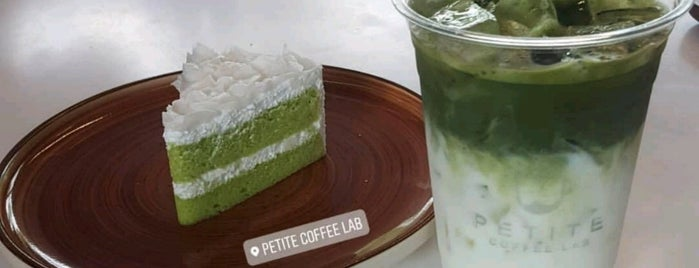 Petite Coffee Lab is one of 07_ตามรอย_coffee.