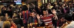 Flaherty's Irish Pub Barcelona is one of Bar de futbol - complert.