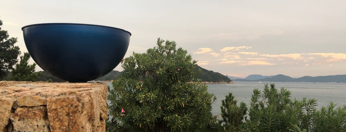 Drink a Cup of Tea is one of Art on Naoshima.