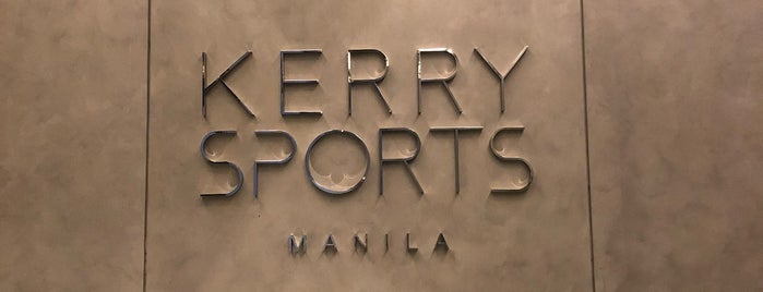 Kerry Sports Manila is one of Shankさんのお気に入りスポット.