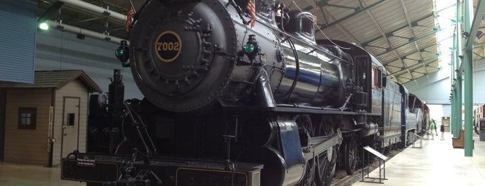 Railroad Museum of Pennsylvania is one of leoazeさんの保存済みスポット.