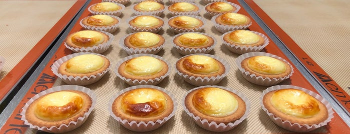 BAKE Cheese Tart is one of Orte, die Shank gefallen.